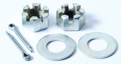 Axle nut pin & washer kit