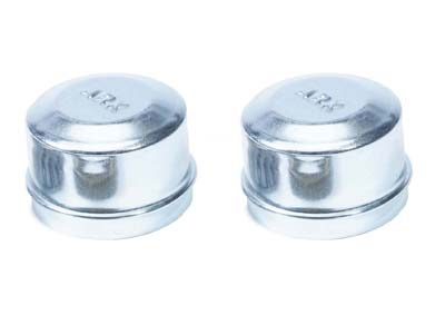 Zinc Plated Dust Cover Pair