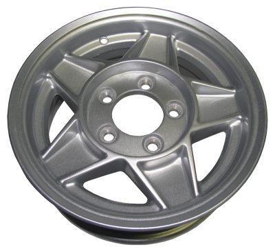 """13"""" Ford Alloy silver powder coated RIM"""
