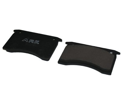 Mechanical Disk Brake pads 2 pads