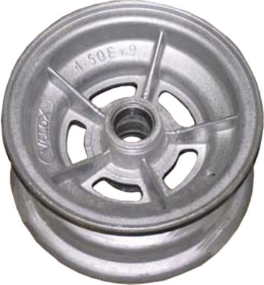 "8"" Imperial bearing mount alloy rim"