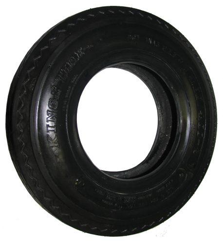 "8"" x 4.00 Light Truck Trailer Tyre and Tube"