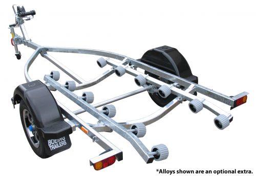 Boeing Jetski Roller Trailer 2015 model