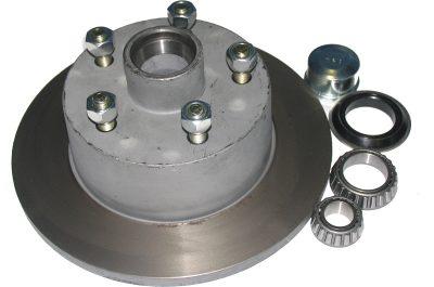 Ford Stud, Holden Bearing galvanised Disk hub
