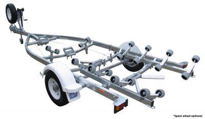 single-axle-20-roller-braked-boat-trailer