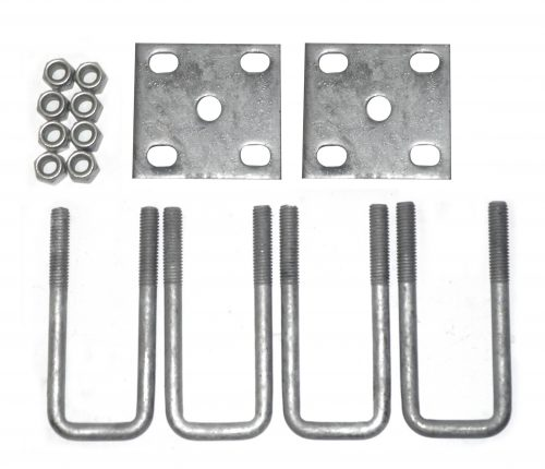square-single-axel-u-bolt-kit