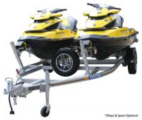 tandem-jetski-trailer-with-skiis