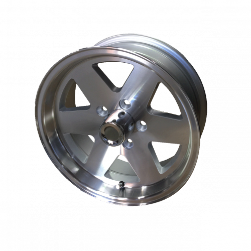 13 x 5 Machined Alloy Wheel